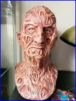 Scarewear Productions Freddy Krueger Bust Nightmare on Elm Street