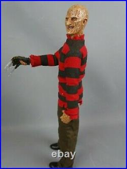 Sideshow Collectibles Freddy Krueger 12 Nightmare On Elm Street 16 Figure