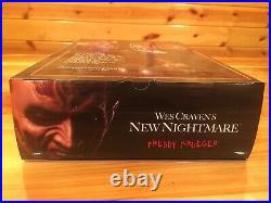 Sideshow EXCLUSIVE Freddy Krueger New Nightmare on Elm Street Figure w PHONE NEW