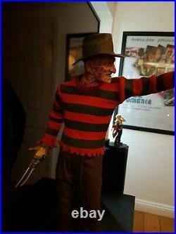 Sideshow FREDDY KRUEGER 1/4 statue Premium Format Nightmare Elm Street