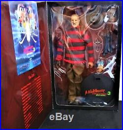 Sideshow Freddy Krueger A Nightmare On Elm Street Dream Warrior 12 Figure Ex
