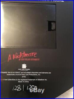 Sideshow Nightmare Elm Street Freddy Krueger Premium format figure READ! 1/4