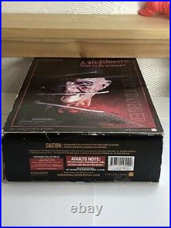 Sideshow collectibles a nightmare on elm street freddy krueger 12 action figure