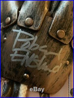 Signed Robert Englund Freddie Krueger Nightmare On Elm Street Rubies Glove