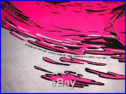 VTG 1989 Freddy Krueger A Nightmare On Elm Street T-Shirt Large NOS Horror Film