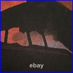Vintage 02 Freddys Dead Movie Shirt Large Nightmare On Elm Street Horror