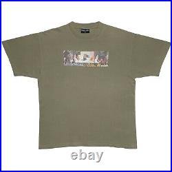 Vintage 90s Serial Killer I Dig Chicks Nightmare on Elm Street Movie T-shirt