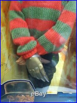 Vintage Matchbox A Nightmare On Elm Street Talking Freddy Krueger Action Figure