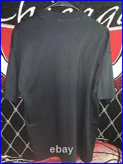 Vintage Nightmare On Elm Street T Shirt Size Large & Vtg Freddy Krueger Toy