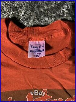 Vintage T-Shirt A Nightmare On Elm Street 5 1989 Horror Freddy Krueger Rare XL